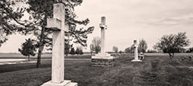 History of Green Lawn cemetery